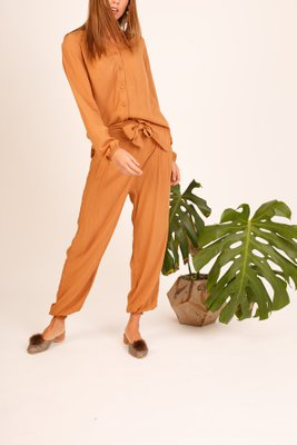 2 piezas, loungewear, algodón chalis hindu