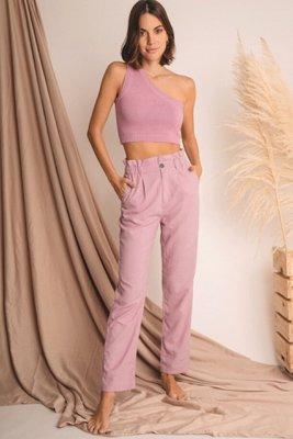 Pantalon lino  Talla S: cadera 45 cm, largo 102  Talla M: cadera 47 cm, largo 103 cm  Talla L: cadera 49 cm, largo 104 cm