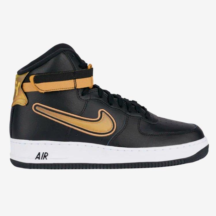 fbec96bdc Estado: DISPONIBLEModelo: Nike Air Force 1 Sport NBA Metallic GoldTalla:  40/*