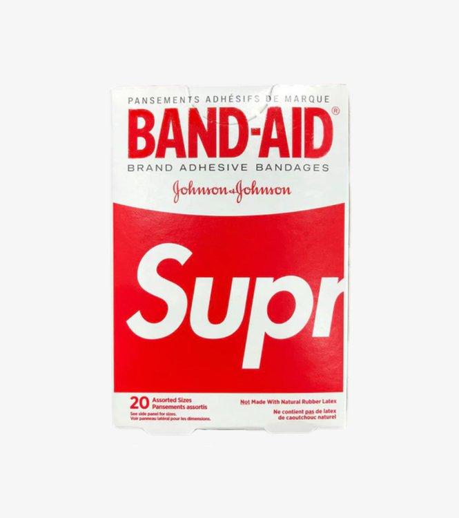 Estado:DISPONIBLE EN STOCKModelo:Supreme x Band Aid Adhesive BandagesCondicion:NuevoEnvios:GRATIS A LIMA    :::ENVIOSA TODO EL PERU LIMA - PROVINCIAS:::    Recojo en tienda:No disponibleEntrega a domicilio:De 7a 15días hábiles.Nota:Realiza tus consultas porWhatsapp 942767203  productossupreme en peru, supreme peru