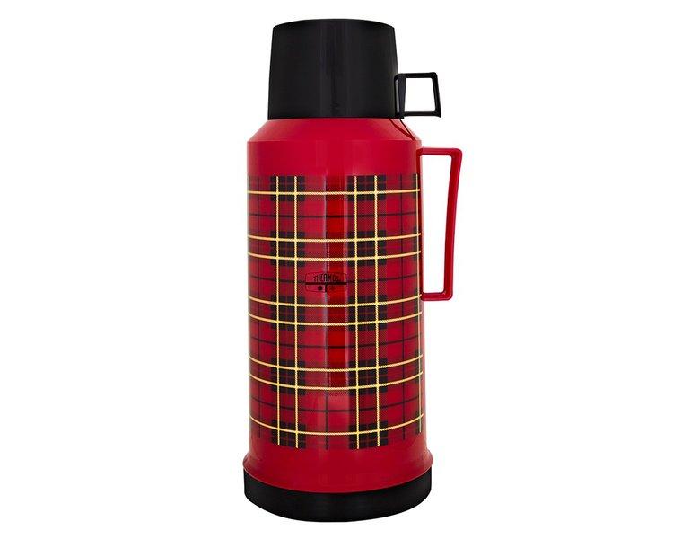 CARACTERÍSTICAS:  Envase isotérmico con ampolla de vidrio interna Exterior de plásticolibre de BPA Aislamiento al vacío Líquidos fríos y calientes Mantiene bebidas calientes por 12 horas y frías por 24 horas No conserva olores