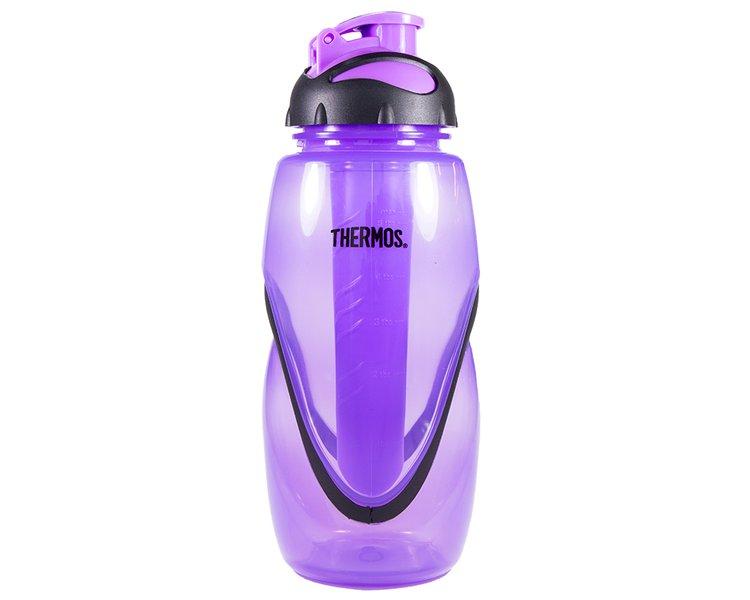 Características:   Capacidad: 450ML.   Material: Polipropileno. Tapa fácil de abrir.   Libre de BPA   Incluye tubo para hielo   Ideal para, durante y después, de hacer ejercicio.   No conserva olores