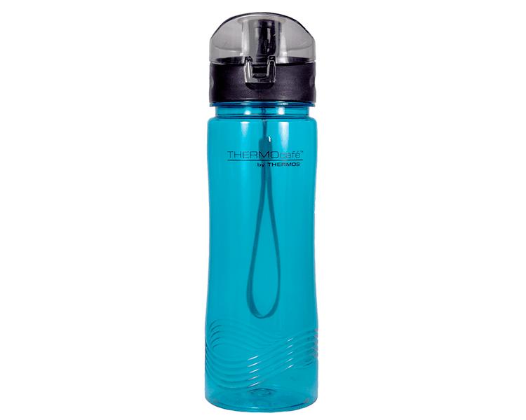 - Antiderrames  - Material Tritán  - No retiene olores  - Resistente a golpes  - Incluye cinta para fácil transporte  - Libre de BPA