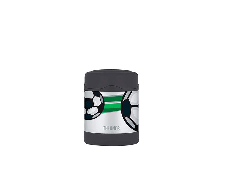 Características:  Capacidad: 290ML.  Material: Interior y exterior de acero inoxidable. Mantiene la temperatura ideal.  Ideal para la lonchera.  Modernos diseños  Conserva caliente (5 horas) y frío (7 horas).  No conserva olores