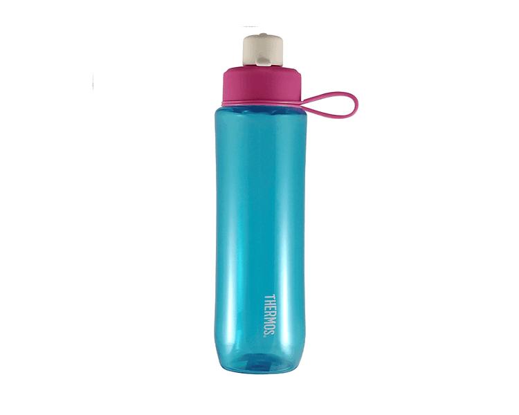Características:   CapacidadES: 0.5L / 1L.   Material: Interior y exterior de tritán.   No tóxico.   Libre de BPA.   Ideal para la lonchera.   No utilizar con bebidas calientes.