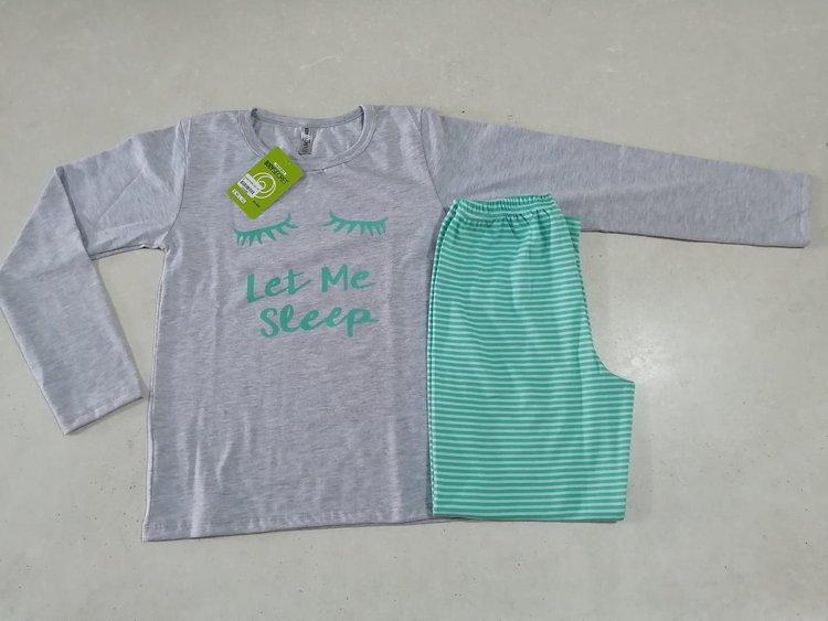 Pijama de Algodon peruano  Hecho en Peru