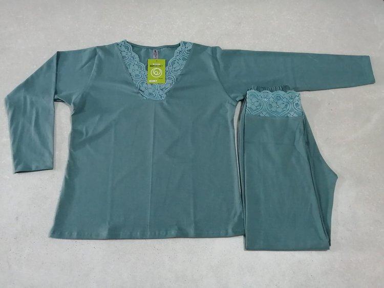 Pijama de Algodón peruano  hecha en el Perú