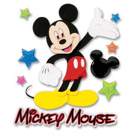 Todos tus personajes favoritos de Disney con colores vibrantes y brillantes! ¡Úselo para decorar sus páginas de álbum de recortes o tarjetas de cumpleaños temáticas de Disney! Libre de ácido.
