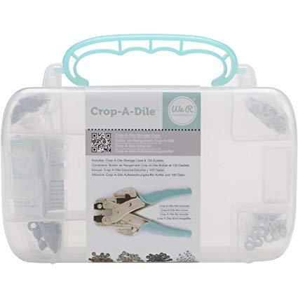 Estuche para la Crop A Dile que te permitiráorganizar los accesorios de tu herramienta crop.