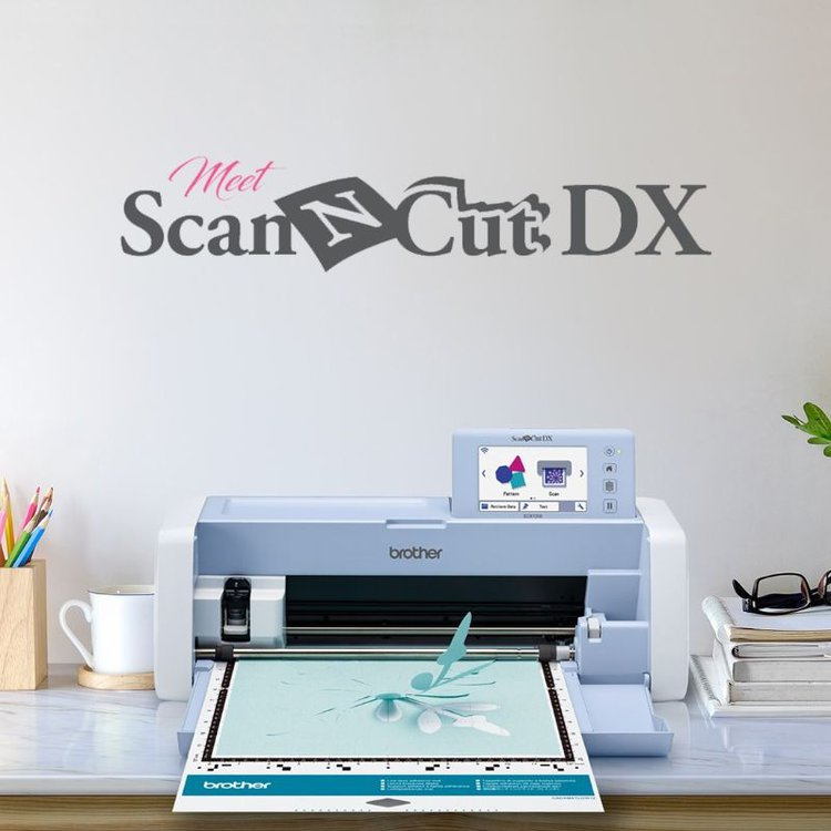 La ScanNCut SDX225 es mas rápida, silenciosa. Es la única que scanea y corta, facilitando el uso a las personas que no saben de diseño y para los que saben les ahorra mucho tiempo, corta múltiples materiales (Papel, vinil, cartulina, tela, fieltro, acetato, foamie, etc.) dibuja y pinta, repuja papel y aluminio, hace sellos, lamina.  entrega el 10 08 2020