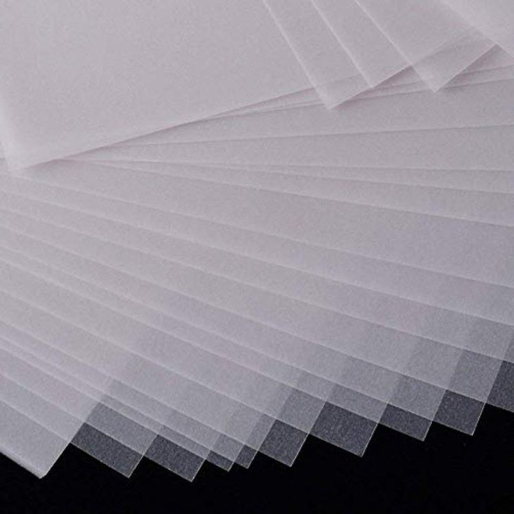 Papel Canson transparente 33x23cm  Pack x 30 unids.    Equipo Scrapyart