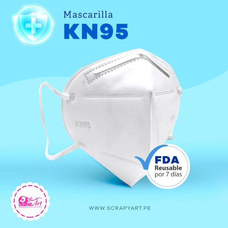 Características de la Mascarilla KN95:   Hecha con 5 capas de protección.   Su tela és cómoda de usar durante todo el día.   Con su diseño 3D, la máscara es más flexible y se adapta a casi todas las formas de la cara para adultos (mujeres y hombres).   La máscara de respiración está hecha de algodón de alta calidad y material que no es irritante ni alergénico.  Benefícios de las Mascarillas KN95:   Protección Contra el Coronavirus: Te protege filtrando el aire y polvo que respiras y también ayuda a no contaminar a otras personas cuando estornudas.   Respiración Saludable: se adapta perfectamente a la cara y filtra eficazmente el polvo y protege tu salud.   Mascarilla Hipoalergénica: hecha de algodón de alta calidad ofrece la propiedad de textura suave y material agradable.   Uso Cómodo: con los pendientes altamente elásticos, la máscara protectora se adapta perfectamente desde la nariz hasta el mentón. Es muy fácil y conveniente usarlo todo el día sin dolor.  Ventas al mayor 982878609