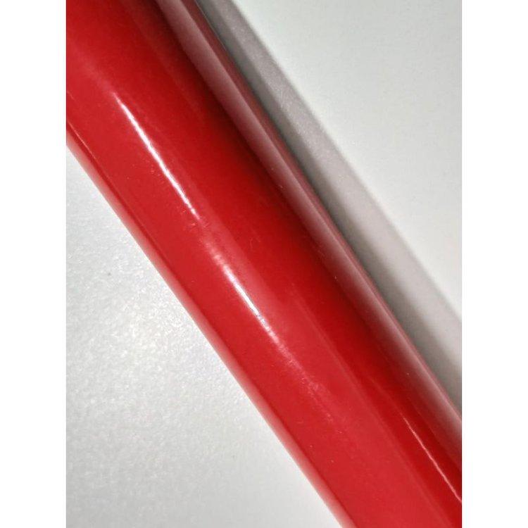 """Vinil Adhesivo Decorativo """"Rojo""""  Vinil adhesivo transferible. Crea hermosos diseños con tu maquina de corte Scan&Cut de Brother, entre otras y transforma cualquier superficie en algo mágico y decorativo.  Tamaño: 30.5cm x 3metros  Equipo Scrapyart"""