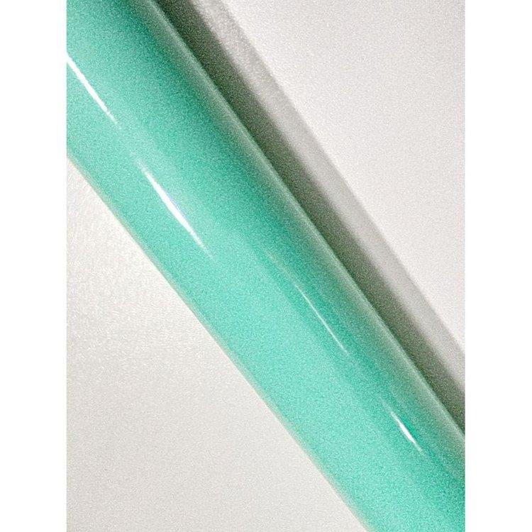 """Vinil Adhesivo Decorativo """"Mint""""  Vinil adhesivo transferible. Crea hermosos diseños con tu maquina de corte Scan&Cut de Brother, entre otras y transforma cualquier superficie en algo mágico y decorativo.  Tamaño: 30.5cm x 3metros  Equipo Scrapyart"""