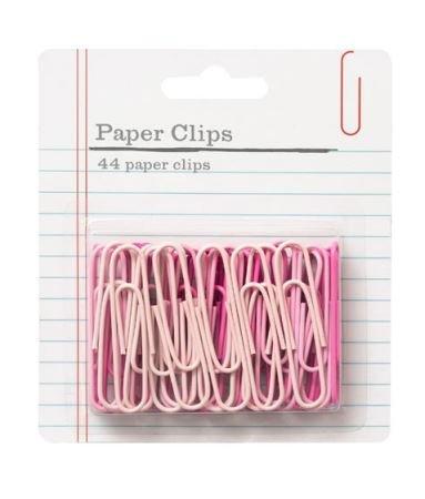 """Clips """"PinkAssorted""""  Clips decorativos de color dorado. Ideales para tus proyectos de planners diarios, Scrapbooking entre otras.  Equipo Scrapyart"""