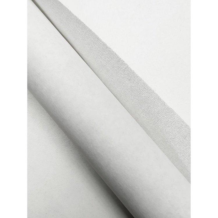 Lino Blanco Metálico  Lino, ideal para tus proyectos de álbumes , encuadernacion, cartonaje y otras manualidades.  60cm aprox.  Equipo Scrapyart