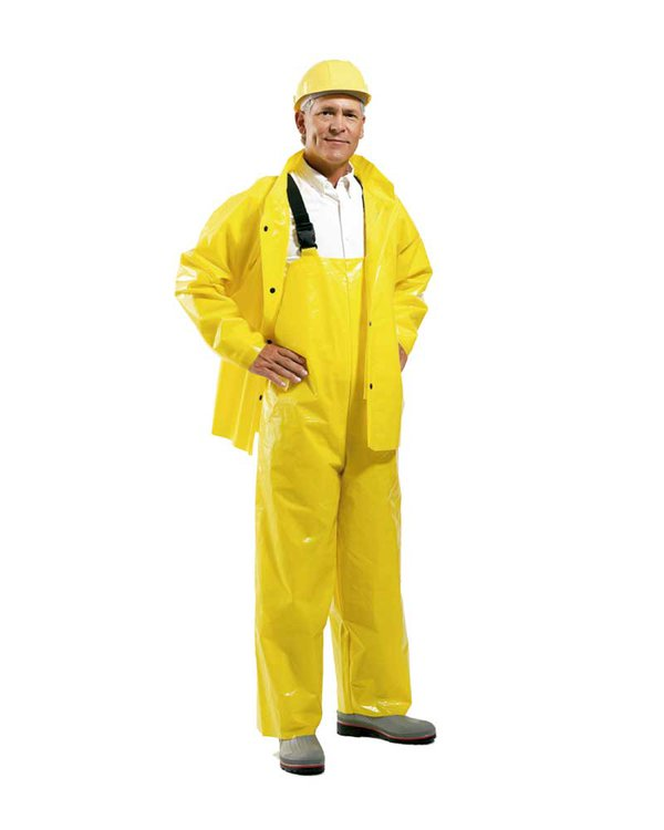 Pantalón tipo Overol,Impermeableal agua, grasas, aceites y con resistencia a productos químicos.  Este es un productoReutilizablede larga duración. No se quiebra con el uso, se mantiene flexible y conserva sus propiedades incluso si esta expuesto a cambios bruscos de temperatura. Buena resistencia al agrietamiento y desgarro.  Ofrece unaProtección Antibacteriana, la superficie de este material VR no permite la proliferación de bacterias.  Nuestro Pantalón también esReciclable!No contiene sustancias tóxicas ni plastificantes, así que una vez que lo quieras desechar recíclalo!  Fabricado en Estados Unidos y Aprobado FDA 21CFR 175.300.