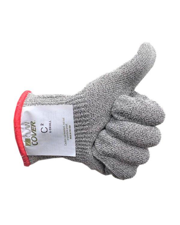 Idealpara centros de producción, proceso de alimentos, restaurantes y para los cocineros de casa!  Este guante te protege de cortes con cuchillo. Si vas a pelar frutaso verduras, si vas a cortar carne, pollo o pescado, este guante te mantendrá protegido de los cortes durante todo el tiempo.  Debes usarlo sólo en la mano contraria del cuchillo. Es decir, la que agarra el alimento.  Estos guantes cumplen los estándares:   FDA 21 CFR 177.2800   ANSI Nivel 5 de protección al corte.    Son completamente seguros y están aprobados para el contacto con alimentos.Además están fabricados en Estados Unidos siguiendo todas las regulaciones americanas.  Puedes lavar el guante en la lavadora. Siusas secadora colócalo como ropa delicada (aire tibio o frío).  Ojo! Por tu seguridad, no debes hacer experimentos de corte con el guante. Si tienes alguna duda puedes contactarnos y te ayudaremos.  Son Ambidiestros. Color Plomo o Verde Limón (según disponibilidad).  Bolsa de 1 unidad.