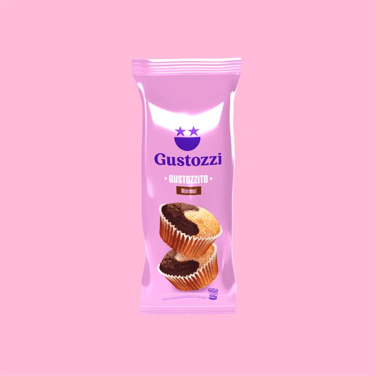 Disfruta 2 deliciosos kekitos consabor a vainilla y chocolate, hechos como en casa. No contiene octógonos.