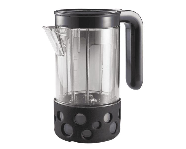 Con:  ✓ Sistema simple de prensa que permite inmersión total y filtrado rápido.  ✓ Válvula especial diseñada para realizar separación perfecta entre el café y el agua.  Apto para:  ✓ Sabrosos cafés con baja acidez y sin amargor.  ✓ Preparar cafés americanos y expresos.  ✓ Servir 2 tazas en solo 2-4 minutos  ✓ Fácil uso y limpieza.